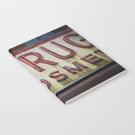 Drugs Notebook