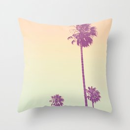 Pam Tree Candy Throw Pillow