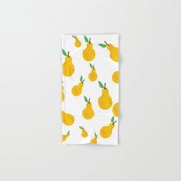 pear yellow Hand & Bath Towel