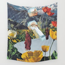 The Way to Nirvana Wall Tapestry