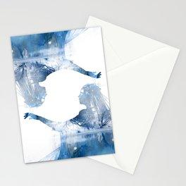 Winter Echo Stationery Cards