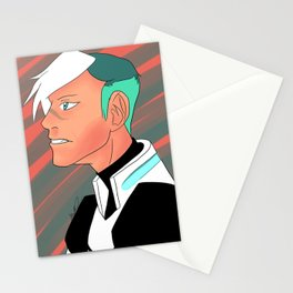 Voltron: Shiro in Color Stationery Cards