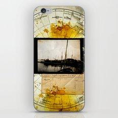 Ephemera 3 iPhone & iPod Skin