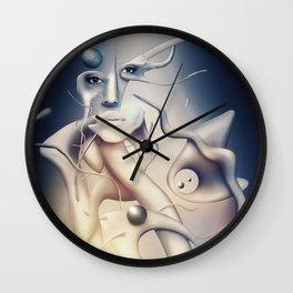 Abstracted Wall Clock