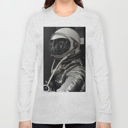 Space roses Long Sleeve T-shirt