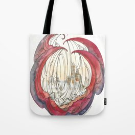 City in the Sea Tote Bag
