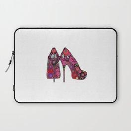 Rock n' Roll Stiletto High-Heels Laptop Sleeve