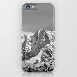 Mountain Glacier Two iPhone Case