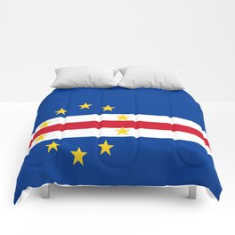 Flag of Cape Verde Comforters