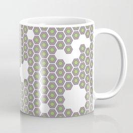 Hexagon Pattern Coffee Mug