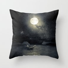 Chapter V Throw Pillow