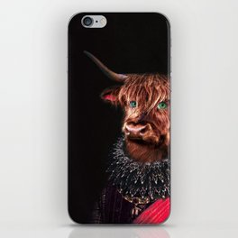 Highland Cow iPhone Skin
