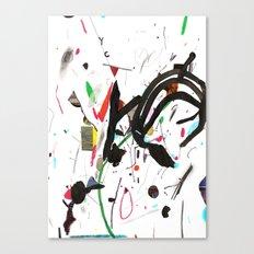 des Canvas Print