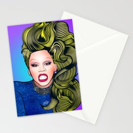 RUPAUL Stationery Cards