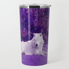 Dreaming Of Another World Travel Mug