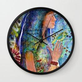 Be Love Wall Clock
