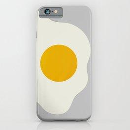 Egg_Minimalism_01 iPhone Case