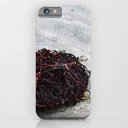 Seaweed Roots iPhone Case