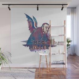 mac miller reaper Wall Mural