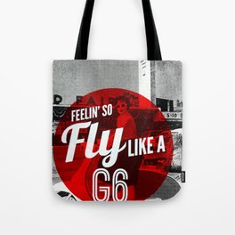 Fly Like A G6 Tote Bag