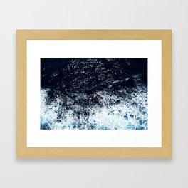 Aegean Ocean Framed Art Print