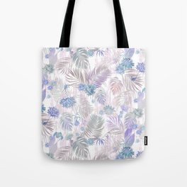 Tropical Iridescence- Pastels  Tote Bag