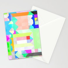 All As One Pattern Stationery Cards