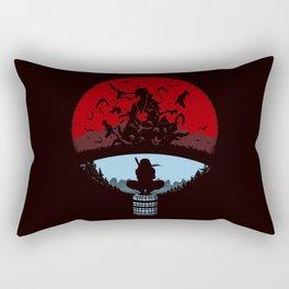 Itachi Uchiha Rectangular Pillow
