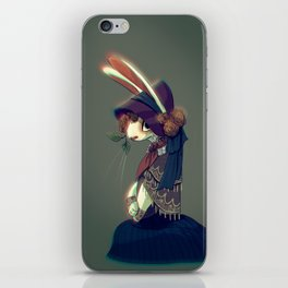 Bunny Doll iPhone Skin