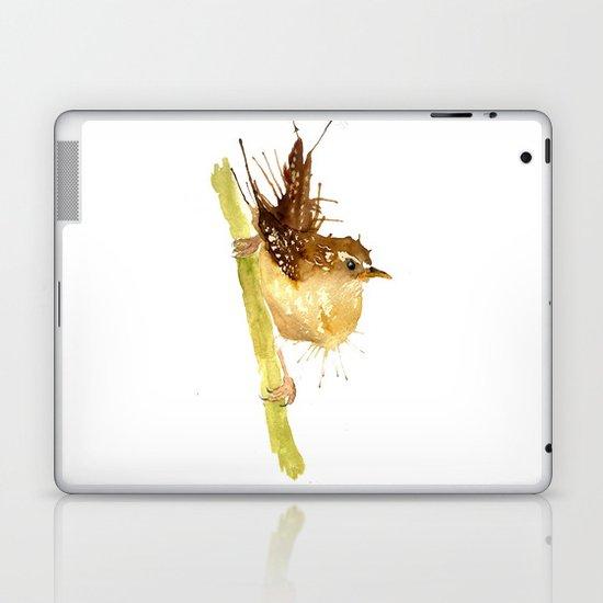 Mrs Wren Laptop & iPad Skin