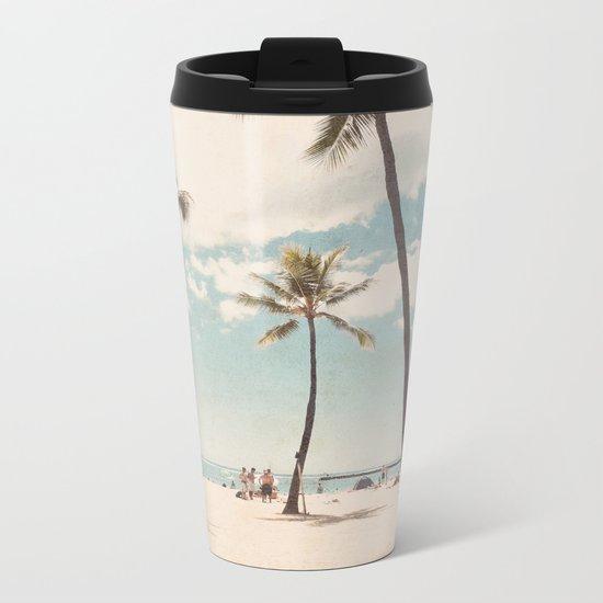 Waikiki Metal Travel Mug