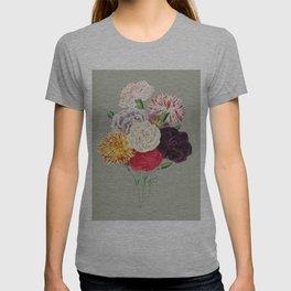 Colorful Flower Bouquet T-shirt