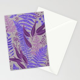 Exotic Ferns Stationery Cards