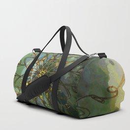 Van Gogh mandala Duffle Bag