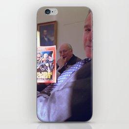 Bush the Warrior iPhone Skin