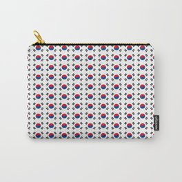 flag of south korea-korea,asia, 서울특별시,부산광역시, 한국,seoul Carry-All Pouch