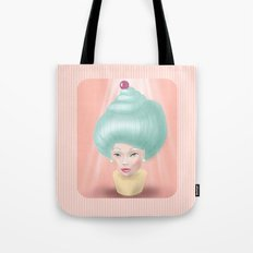 Miss Cupcake Tote Bag