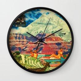 Priorities (Populace) Wall Clock