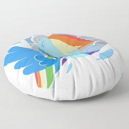 Dashie Floor Pillow