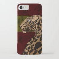 fierce iPhone & iPod Cases featuring Fierce  by N.Cookz