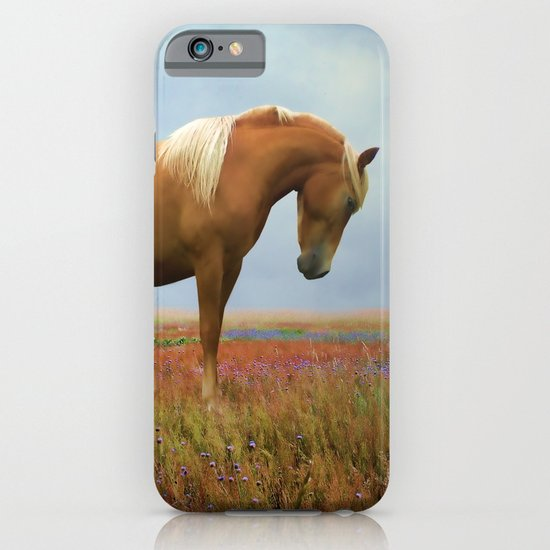 Painted Pastures iPhone & iPod Case