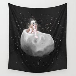 Lost in a Space / Phobosah Wall Tapestry