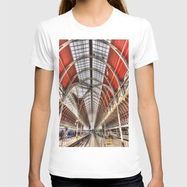Paddington Station London T-shirt