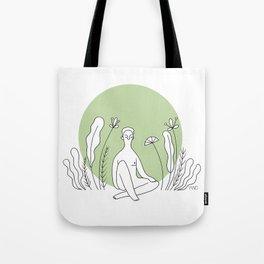 Natural Feeling Tote Bag