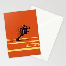 Athlethic's Run Stationery Cards
