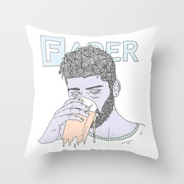 Zayn Throw Pillow