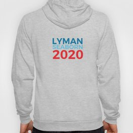 Josh Lyman Sam Seaborn 2020 / The West Wing Hoody