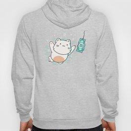 Nevermind Cat Hoody