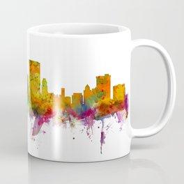 El Paso Texas Skyline Coffee Mug