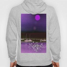 BoatsIn A Purple Dream Hoody